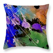 Abstract 6985321 Throw Pillow