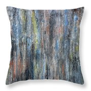 Abstract 726 Throw Pillow