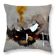 Abstract 7751501 Throw Pillow