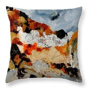 Abstract 780708 Throw Pillow