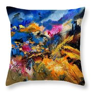 Abstract 7808082 Throw Pillow
