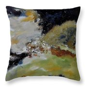 Abstract  790180 Throw Pillow