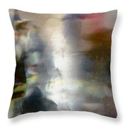 Abstract 8036 Throw Pillow