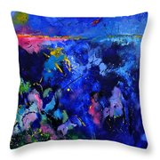 Abstract 8801602 Throw Pillow