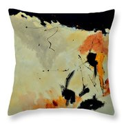 Abstract 88112070 Throw Pillow
