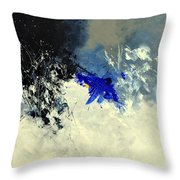 Abstract 8811301 Throw Pillow