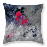 Abstract 88114010 Throw Pillow