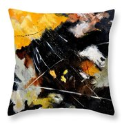 Abstract 8811601 Throw Pillow