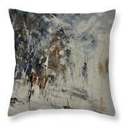 Abstract 8821207 Throw Pillow