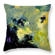 Abstract 8821603 Throw Pillow