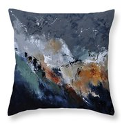 Abstract 8821901 Throw Pillow
