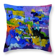 Abstract 8861012 Throw Pillow