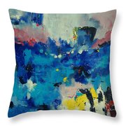 Abstract 889011 Throw Pillow