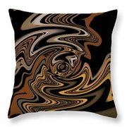 Abstract 9-11-09 Throw Pillow