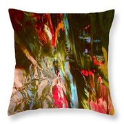 Abstract 9000 Throw Pillow