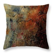 Abstract 900192 Throw Pillow