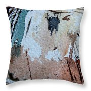 Abstract  9036 Throw Pillow
