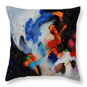 Abstract 905060 Throw Pillow