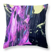 Abstract 9064 Throw Pillow
