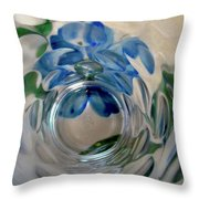 Abstract 9094 Throw Pillow