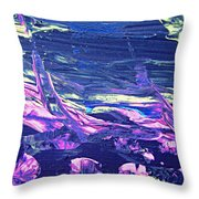 Abstract 9097 Throw Pillow