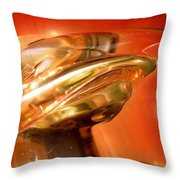 Abstract 917 Throw Pillow