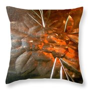 Abstract 969 Throw Pillow