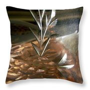 Abstract 970 Throw Pillow