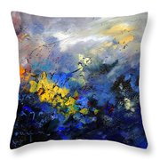 Abstract 970208 Throw Pillow