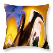 Abstract 976 Throw Pillow