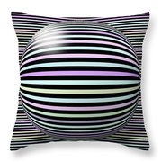 Abstract Art 6 Throw Pillow