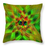 Abstract Art IIi Throw Pillow