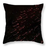 Abstract Art Six Throw Pillow
