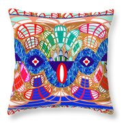 Abstract Art Snake Hidden In Graphics Art By Navinjoshi At Fineartamerica.com Elegant Interior Decor Throw Pillow