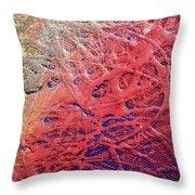 Abstract Artography 560007 Throw Pillow