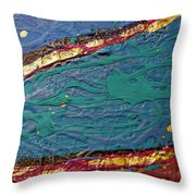 Abstract Artography 560016 Throw Pillow