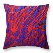 Abstract Artography 560030 Throw Pillow