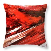 Abstract Background 2 Throw Pillow