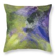 Abstract Close Up 1 Throw Pillow