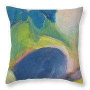 Abstract Close Up 12 Throw Pillow