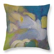Abstract Close Up 7 Throw Pillow