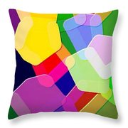 Abstract Collection 011 Throw Pillow