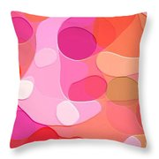 Abstract Collection 013 Throw Pillow