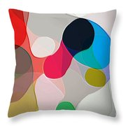 Abstract Collection 020 Throw Pillow