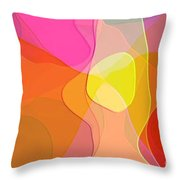 Abstract Collection 021 Throw Pillow