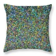 Abstract Composition No. 13 Throw Pillow