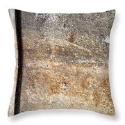 Abstract Concrete 17 Throw Pillow