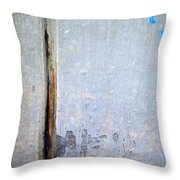 Abstract Concrete 19 Throw Pillow