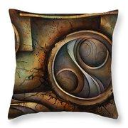 Abstract Design 13 Throw Pillow