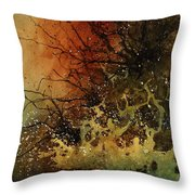 Abstract Design 14 Throw Pillow